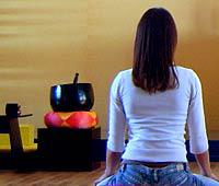 meditation back